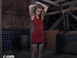 Torture for babe'_s teats