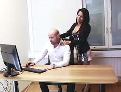 Thippy the Office Secretary