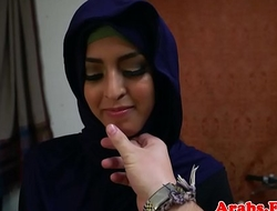 Hijab wearing babe fingered and banged