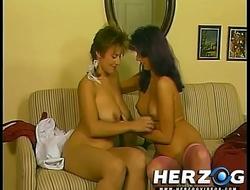 Heidi first time Lesbian