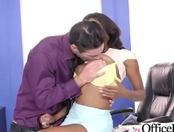 Office Sluty Unshaded (Jezabel Vessir) With Big Round Boobs Banged Hard video-11