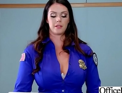 Office Sluty Girl (Alison Tyler &amp_ Julia Ann) With Big Round Boobs Banged Hard video-01