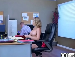 Office Sluty Girl (Kagney Linn Karter) With Big Round Boobs Banged Hard video-13