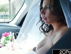 Run Away Bride Lylith Lavey Likes It In The Ass