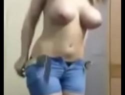Desi Girl Boobs Show