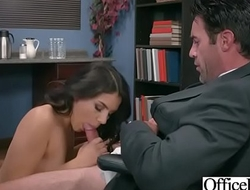 (Valentina Nappi) Naughty Slut Big Tits Girl Get Nailed In Office vid-30