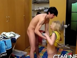 Pussy-ramming with a hot wench